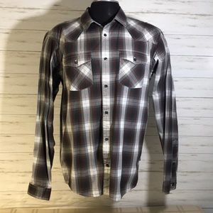 EXC! Patagonia Organic Cotton Long Sleeve Shirt